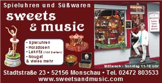 Sweets & Music
